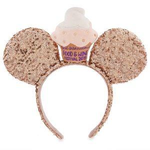 Disney Food & Wine Ear Headband